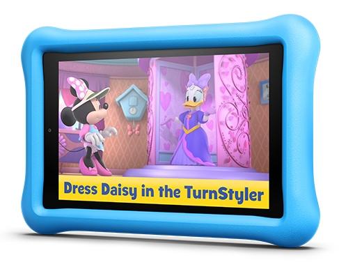 Kids Gift Ideas: Amazon Fire HD 8 Kids Edition Tablet