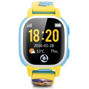 Tencent QQ Kids Smartwatch
