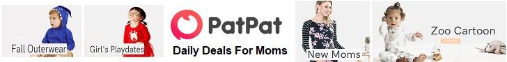 تسوق ملابس أطفالك وأطفالك على PatPat.com